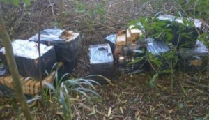 Operação Fronteira Integrada apreende 253 quilos de maconha em Itaipulândia -
