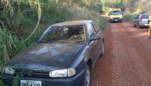 Medianeira: RPA da PM recupera veículo Gol que havia sido furtado -