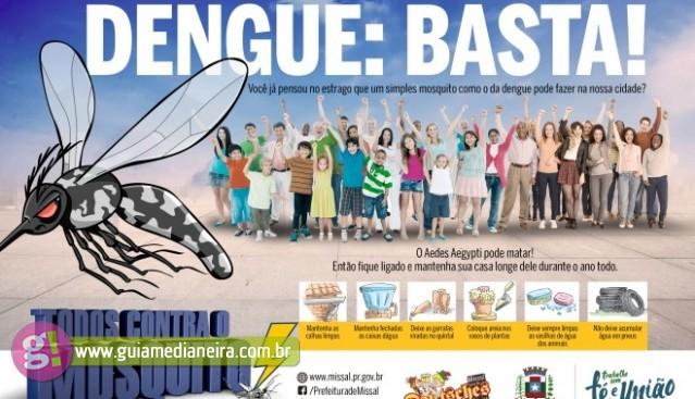Município de Itajaí participa de mobilização nacional contra o Aedes aegypti