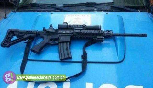 Temer sanciona lei que endurece punição para porte ilegal de fuzil