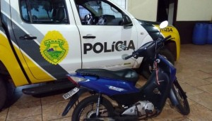São Miguel: PM prende homem com moto furtada antes mesmo de a dona perceber furto -