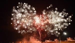 Apresentações de artistas locais e queima de fogos marcam o Réveillon no Lago Municipal em Missal -