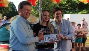 Campanha Coração Premiado entrega veículo em Itaipulândia  -