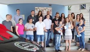 Acime realiza entrega dos prêmios da Campanha Natal Feliz -