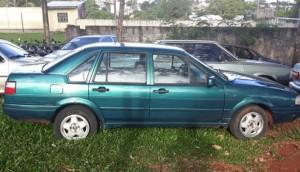 Matelândia: ROTAM apreende veículo e prende motorista que dirigia embriagado e sem CNH -