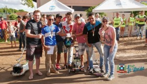 Equipe Papaléguas vence 1º Arrancadão de Rolimã em Missal -