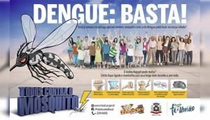 Missal está em risco de epidemia de Dengue -