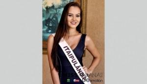 Miss Itaipulândia já está em Maringá nos preparativos para o Miss Paraná BE Emotion 2018 -