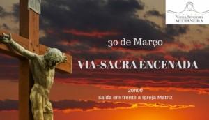 Via-sacra será encenada pela primeira vez em Medianeira -