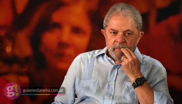 Moro manda prender Lula no processo do tríplex