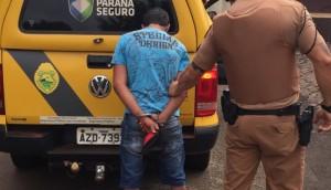 São Miguel: PM cumpre mandado de apreensão contra acusado de homicídio -