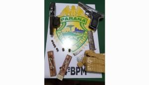Missal: Polícia Militar e Polícia Civil prendem sete suspeitos de praticar assaltos na região -