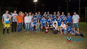Cruzeiro de São João é campeão do Futebol 7 Veteranos em Missal -