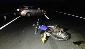 Medianeira: Mulher morre e homem fica gravemente ferido em acidente na BR 277 -