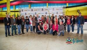 Sociedade de Damas Alegria de Boa Esperança vence Torneio de Bolãozinho em Missal  -