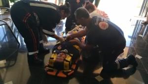 Equipe do SAMU de Missal recebe capacitação para resgate em áreas de difícil acesso -