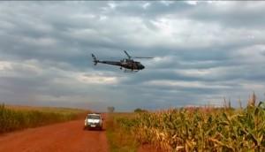 Missal: Polícia Militar apreende maconha em abordagem à dois veículos na rodovia PR 495 -