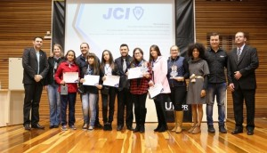 JCI Medianeira realiza mais uma edição do Oratória nas Escolas -