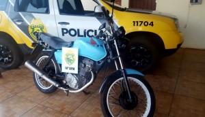 Missal: Duas pessoas são detidas com motocicleta furtada -