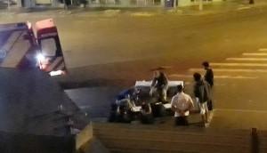 Medianeira: Idoso fica gravemente ferido em acidente envolvendo ciclista e motorista embriagado -