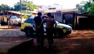 Medianeira: Acusado de tráfico de drogas é preso pela Polícia Militar -