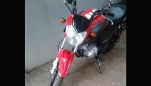 São Miguel: Morador de Matelândia pede ajuda para localizar motocicleta que foi levada por bandidos armados -