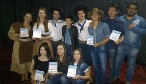Itaipulândia é destaque em Festival da Canção de Céu Azul -