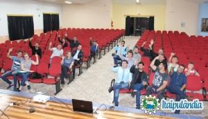 Consulta pública foi realizada na comunidade do Caramuru -