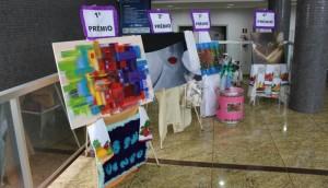 Projeto de artesanato da Escola Multi-Educar -