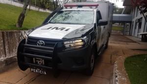Matelândia: Homem morre após acidente envolvendo moto e ônibus na BR 277 -