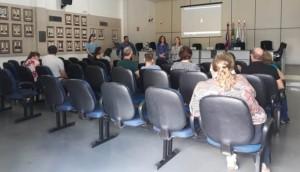 Medianeira realiza Capacitação do Família Acolhedora -