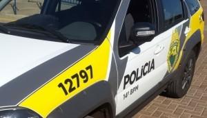 São Miguel: PM conduz acusados de violência doméstica à Delegacia -