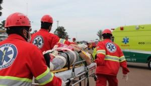 Simulado de acidente com produto perigoso será realizado na BR 277 em Matelândia -