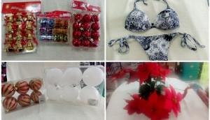 Barato Mania: Confira ofertas imperdíveis em decorações natalinas -