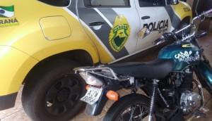 São Miguel: Policial se fere durante ocorrência em que motociclista tentou fugir de abordagem da PM -