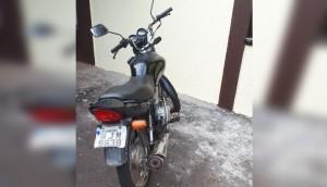 Matelândia: Dois menores são apreendidos com moto furtada -