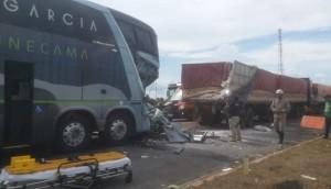 Carreta de Missal se envolve em acidente que resultou em morte no Mato Grosso do Sul -
