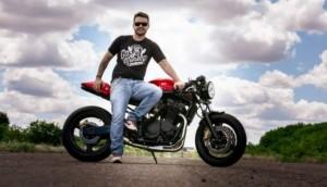 Medianeirense cria sua própria moto e ganha reconhecimento internacional -