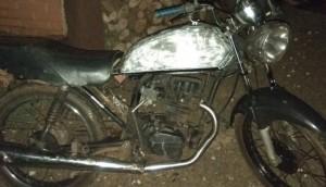 Itaipulândia: ROTAM detém condutor e apreende moto que transitava com farol apagado -