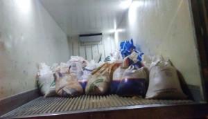 Missal: Dois são presos em operação da Polícia Civil, por furto de ração em caminhões -