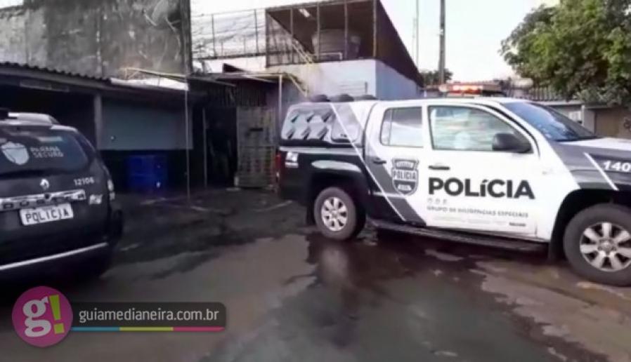 Detento é encontrado morto na cadeia pública de Medianeira -