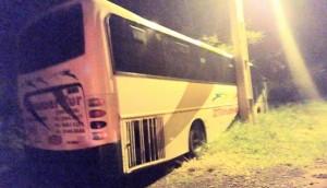 00f8c8c649a São Miguel PM prende dois suspeitos após jogarem porco de moto em ...