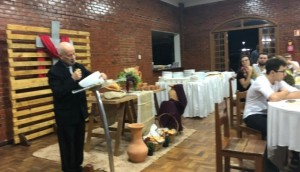 Igreja Batista Boas novas realiza Celebração Pascal  -