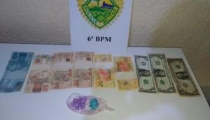 Matelândia: PM apreende comprimidos de ecstasy em saída de festa 'rave' e detém duas pessoas -