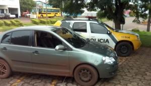 Policiais Militares de Itaipulândia detém motorista por embriaguez ao volante -