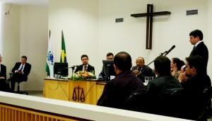 Corregedoria-Geral da Justiça realiza Correição Ordinária na Comarca de São Miguel do Iguaçu -