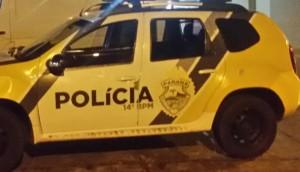 Medianeira: PM prende dupla que tentou roubar celular de pedestre no centro -