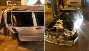 Medianeira: PM prende motorista embriagado que causou grave acidente durante a madrugada -
