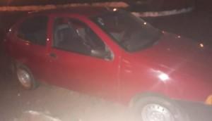 Serranópolis: Polícia Militar detém motorista embriagado que se envolveu em acidente -
