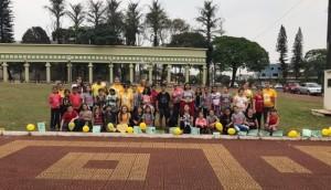 Setembro Amarelo: Ação de valorização a vida mobiliza centro de Medianeira -